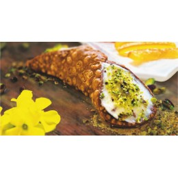 Cannoli siciliani (7 pz x100 gr) formato Big