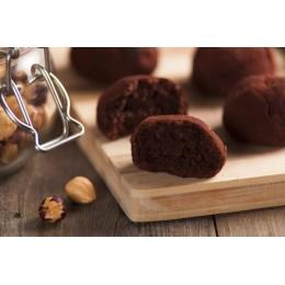 Amaretti Sfusi al gianduia-cacao di Sicilia  Kg 1,00