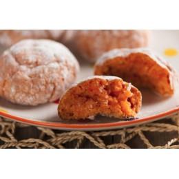 Amaretti sfusi al mandarino di Sicilia Kg 1,00